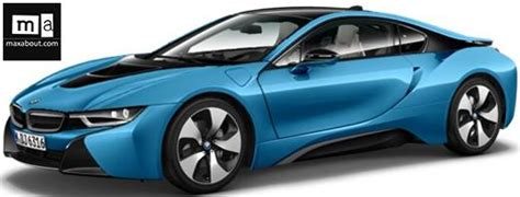 Bmw I8 Price, Specs, Review, Pics & Mileage In India
