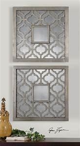loft32 With mirror wall art