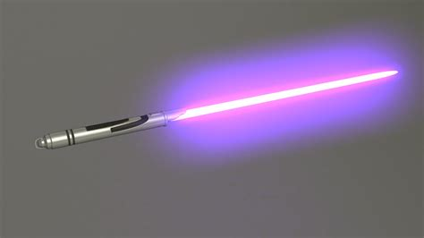 purple light saber purple lightsaber by zero fourteen on deviantart