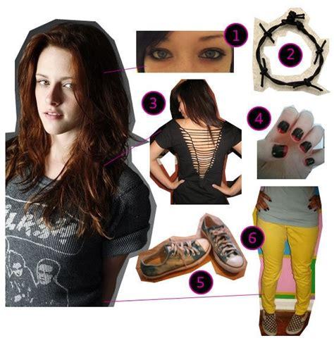 Kristen Stewart u00b7 DIY The Look u00b7 Cut Out + Keep Craft Blog