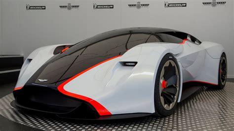 2018 Aston Martin Dp 100 Vision Gran Turismo Concept