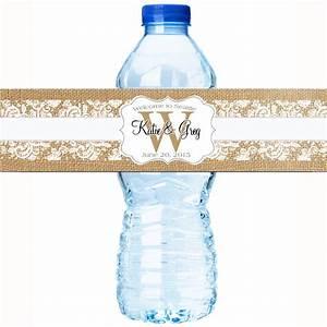 water bottle labels With custom water bottle labels vistaprint