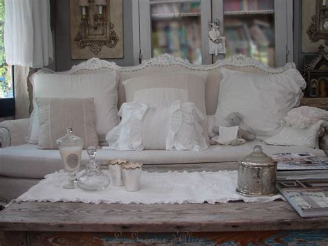 abat jour romantique chambre décoration de charme shabby chic décoration romantique