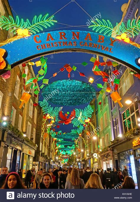 carnival theme christmas decorations  carnaby street