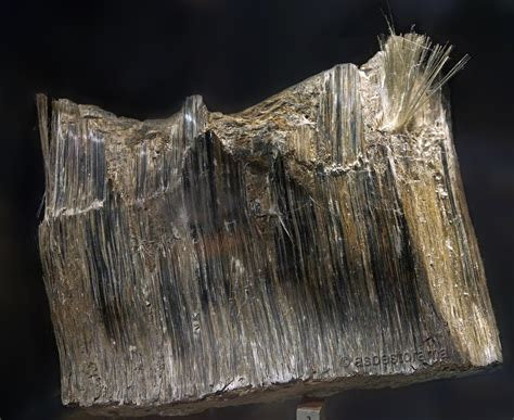 types  asbestos   theyre