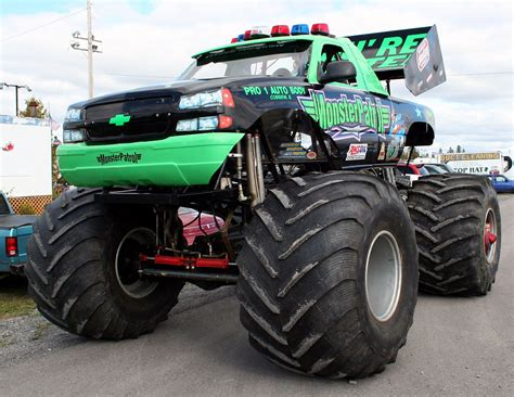 Monster Truck Awesome High Quality Hd Wallpapers . Monster