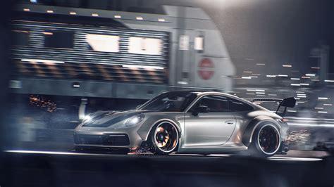 Porsche 911 4k Wallpapers by Porsche 911 Gt 4k Wallpaper Hd Car Wallpapers Id 12368