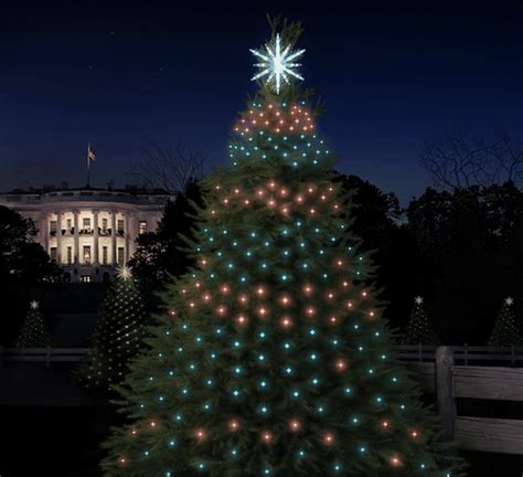 gets thousands of to program the white house tree lights techcrunch