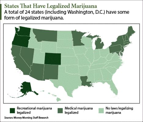these are the states voting on marijuana legalization