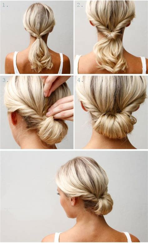 15 super easy hairstyles for super busy mornings