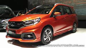 Under Fire From The Ertiga  Honda Mobilio To Get A Second