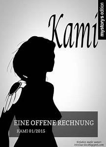 Eine Offene Rechnung : fantasy horror eine offene rechnung kami 01 2015 von leos ~ Themetempest.com Abrechnung