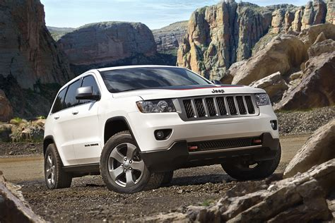 2013 Jeep Grand Cherokee Overview  The News Wheel