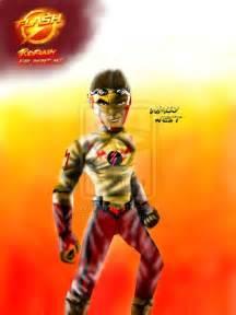 Kid Flash CW