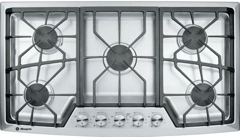 bosch benchmark  ge monogram gas cooktops reviewsratingsprices
