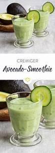 Detox Smoothie Rezepte Zum Abnehmen : avocado gurken smoothie rezept gesundheit pinterest smoothie smoothie rezepte und ~ Frokenaadalensverden.com Haus und Dekorationen