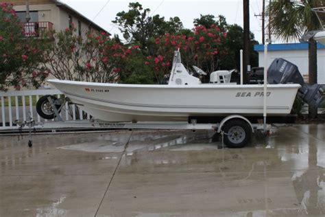 Sea Pro Boats Stuart Florida by Sea Pro 1900 Cc Bay Boat 2004 Used Boat For Sale In Stuart