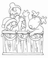 Tub Santa Stamps Dearie Colored Would Version Digi Dolls Want Gmail Coloring Send Freedeariedollsdigistamps Results sketch template