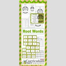 17 Best Ideas About Root Words On Pinterest Morphology