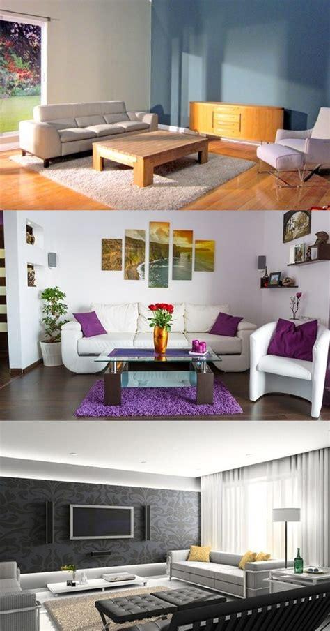 interior design of kitchen 10 tricks to liven up your living room interior design 4783