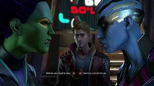 Guardians of the Galaxy The Telltale Series: Episode 3 ...