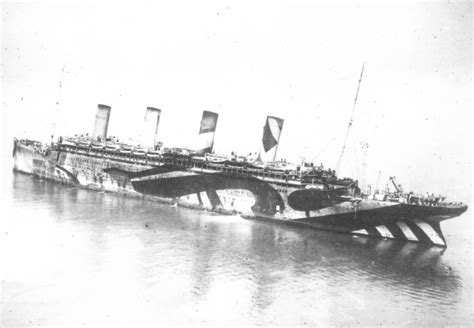 Rms Olympic Sinking by Rms Olympic
