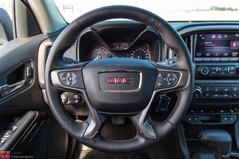 gmc canyon sle   review full size experience