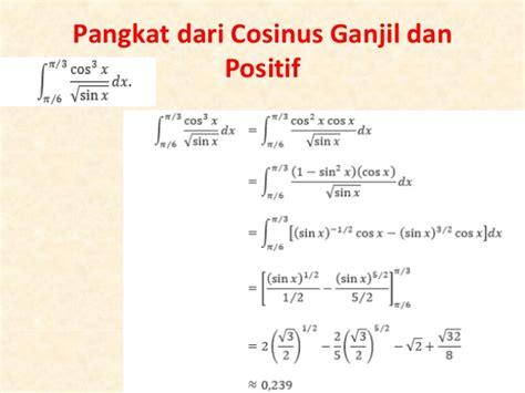 contoh soal dan penyelesaian trigonometri secara lengkap