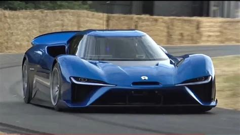 hp nio ep worlds fastest electric road car driven