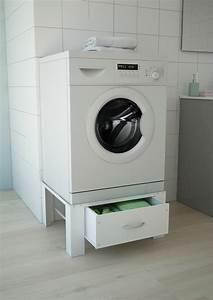 Erhöhung Für Waschmaschine : waschmaschinenerh hung waschmaschinen untergestell sockel mit schublade respekta ebay ~ Yasmunasinghe.com Haus und Dekorationen