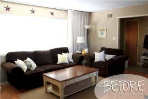living room ideas brown sofa apartment wainscoting