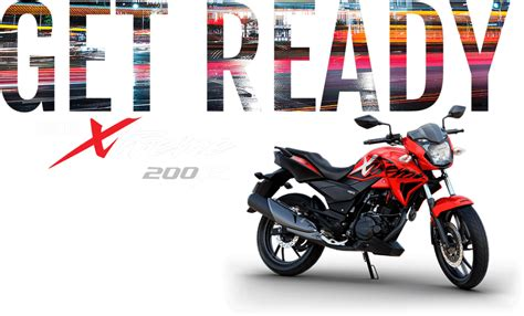 motocorp finally unveils the xtreme 200r