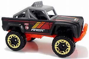 Custom Ford Bronco (w) | Hot Wheels Newsletter