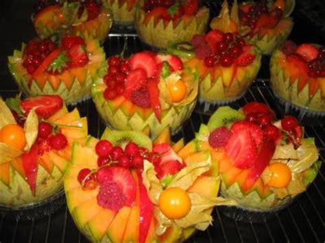 dessert avec fruit dessert melons fruits quot gourmandises delices quot