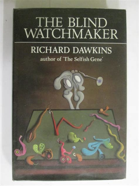 the blind watchmaker science technology the blind watchmaker richard