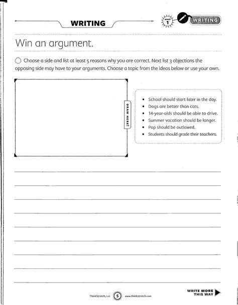 best of editing dialogue worksheet common 5th grade writing worksheets