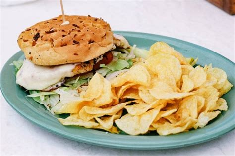 clearwater florida grouper sandwich eat places ordering without visit chicken menu baskets platters tacos seafood includes friendly children very