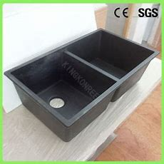 China Factory Cheap Price Double Bowl Resin Stone Kitchen
