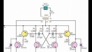 Inverter 12v To 220v 3000w By Transistor   Part 2