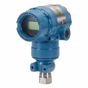 Rosemount 2051cfp Wireless Integral Orifice Flow Meter