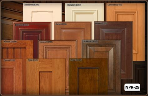 order kitchen cabinets online 4 2008 stain color wood specie combinations to match