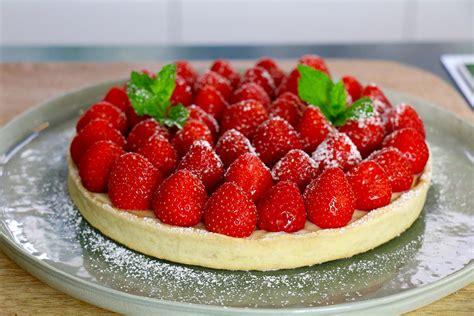 livre recette de cuisine tarte aux fraises facile en 3 é hervecuisine com