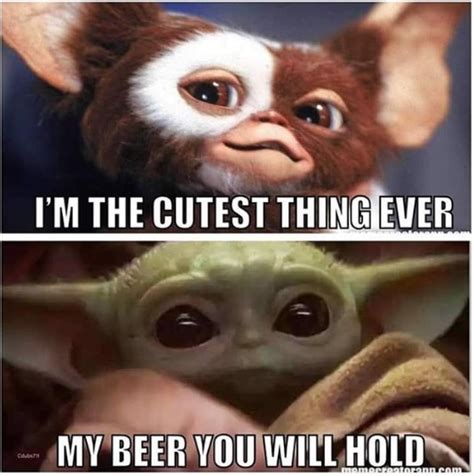 17 Baby Yoda Memes to Save You From the Dark Side