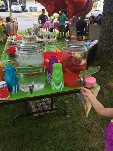 Healthy food as the game show host. Sesame Street party food   Sesame street party, Party food, 2nd birthday
