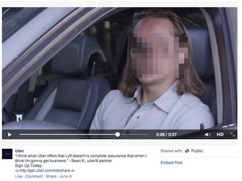 Uber Ad About Lyft False