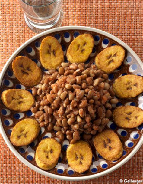 recette banane plantain dessert haricots 224 la banane plantain pour 2 personnes recettes 224 table