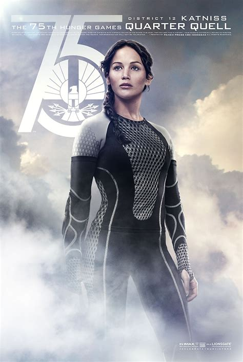 the hunger games catching fire character poster katniss