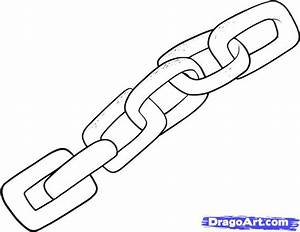 How to Draw a Chain, Step by Step, Stuff, Pop Culture ...