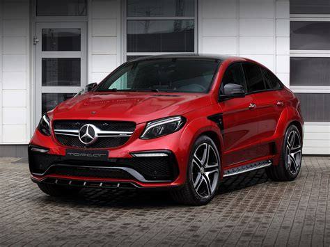topcar mercedes gle coupe inferno