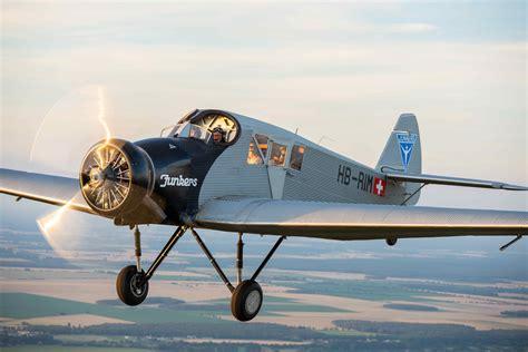 Junkers F 13 feiert 100. Geburtstag in Dessau - Sky News